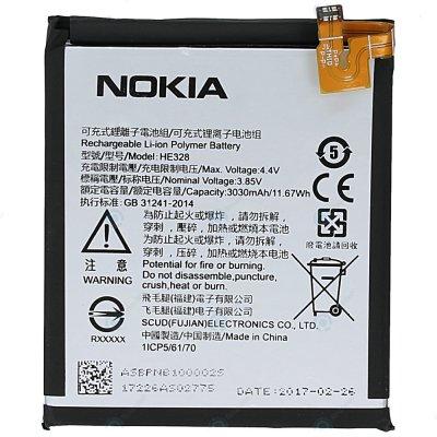 Pin Nokia 8