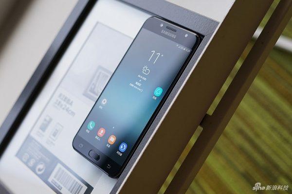 Samsung C8 Mat Song Song Yeu