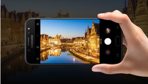 Thay Camera Sau Samsung C8