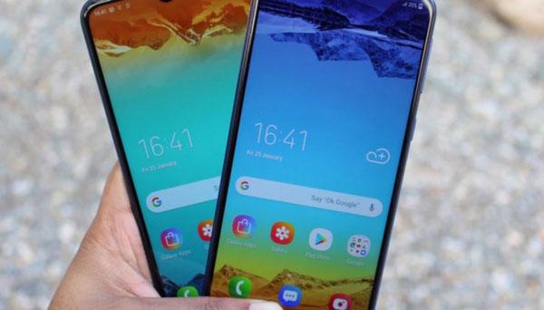 Samsung M41 Thay Man Hinh