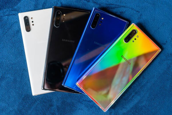 Samsung Note 10plus Thay Camera Sau