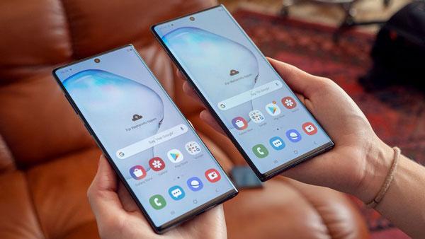 Samsung Note 10plus Thay Van Tay Khong Nhan Van Tay 2