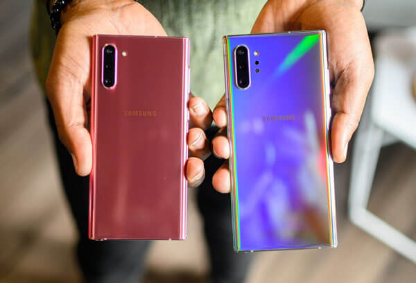 Samsungnote 10 Plus Thay Nap Lung 2
