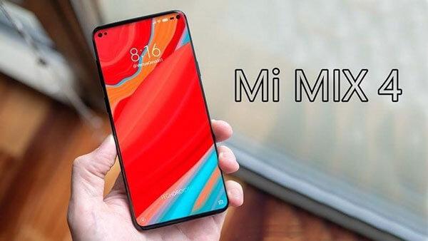 Xiaomi Mi Mix4 Thay Man Hinh 1