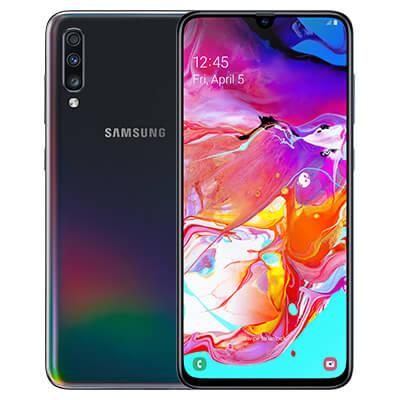 100000 Samsung Galaxy A70 Black 400x400