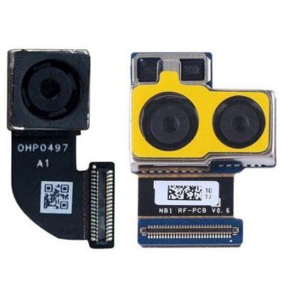 Camera Sau Nokia 8
