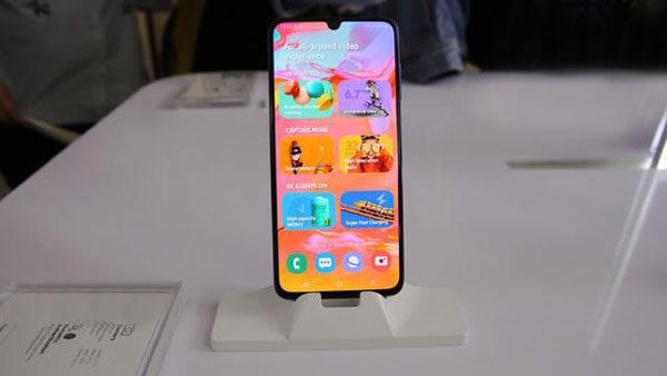 Samsung A70s Thay Mat Kinh 2