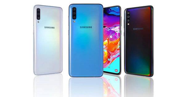 Samsung A70s Thay Nap Lung
