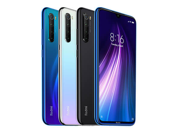 Redmi Note 8t Thay Nap Lung