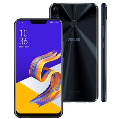 Smartphone Asus Zenfone 5 Preto 128gb Tela 6 2 4gb Ram Camera Traseira Dupla Sensor Biometrico Processador Octa Core Android 8 0 E Dual Chip 13422791