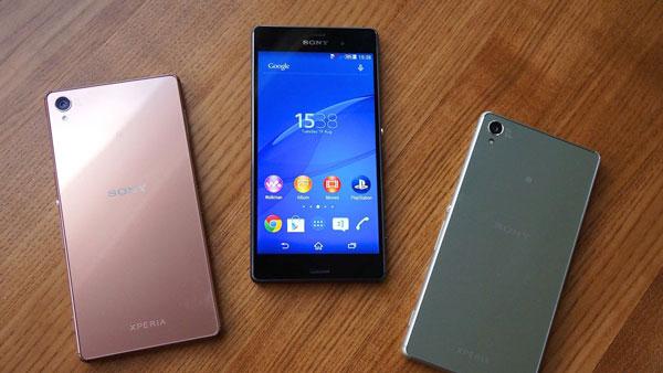 Thay Man Hinh Sony Xperia 3