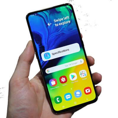 Thay Mat Kinh Samsung A91 2