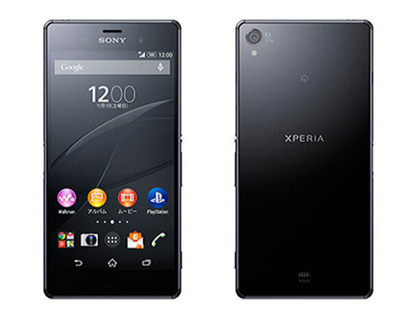 Thay Nap Lung Sony Xperia 3 1