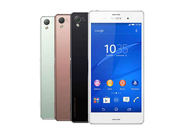 Thay Nap Lung Sony Xperia 3