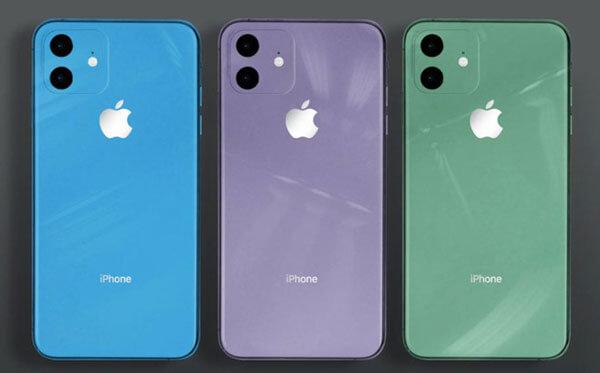 Thay vỏ, thay sườn iPhone 11