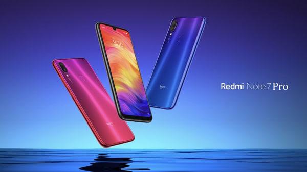 Xiaomi Redmi Note 7 Pro Thay Man Hinh 1