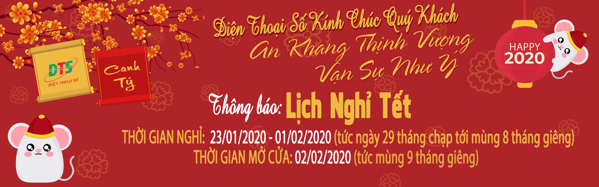 Poster Tết 2020 Canh Tý Website Final