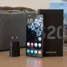 Samsung S20 Ultra Phai Thay Pin 2