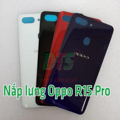 Nắp Lưng Oppo R15 Pro 1