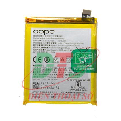 Pin Oppo K5 W