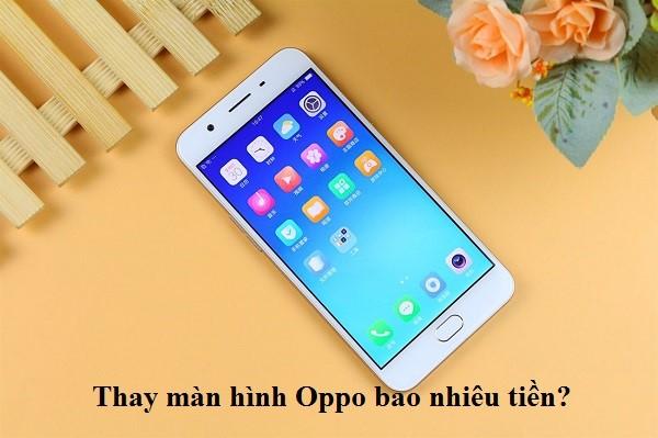 Thay Man Hinh Oppo 3