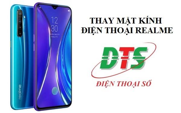 Thay Mat Kinh Dien Thoai Realme 1