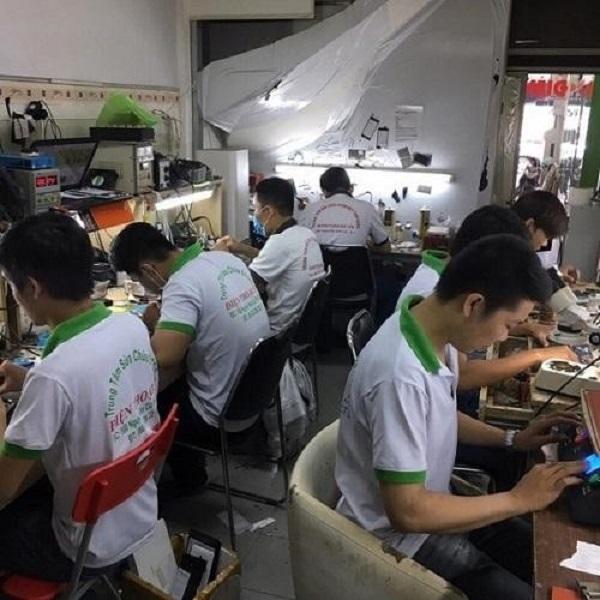 Thay Mat Kinh Huawei 3