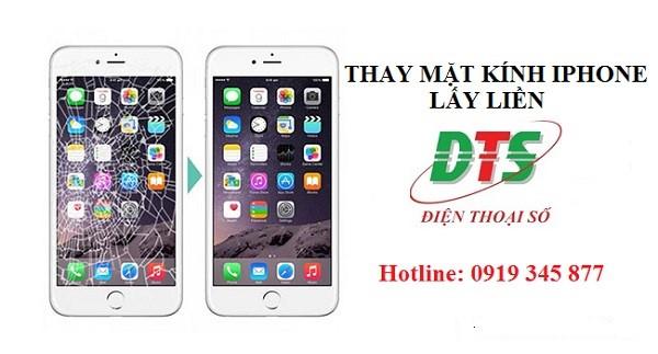 Thay Mat Kinh Iphone 1