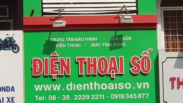 Thay Mat Kinh Iphone 2