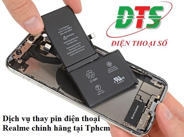 Thay Pin Dien Thoai Realme 2