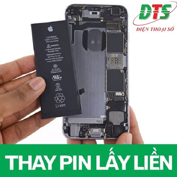 Thay Pin Iphone 1