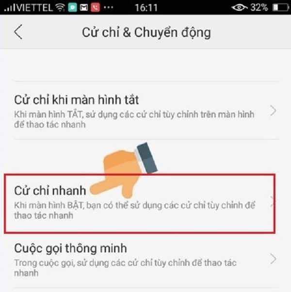 Cach Chup Man Hinh Oppo F1 5