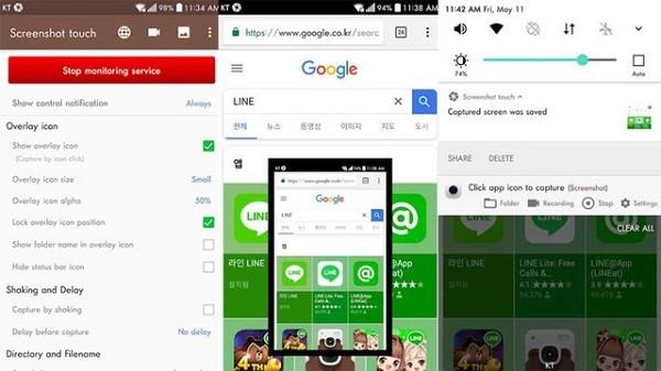 Cach Chup Man Hinh Xiaomi 4
