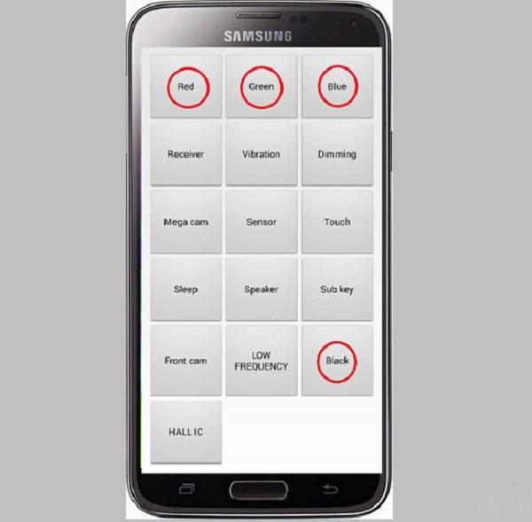 Cach Kiem Tra May Samsung 3
