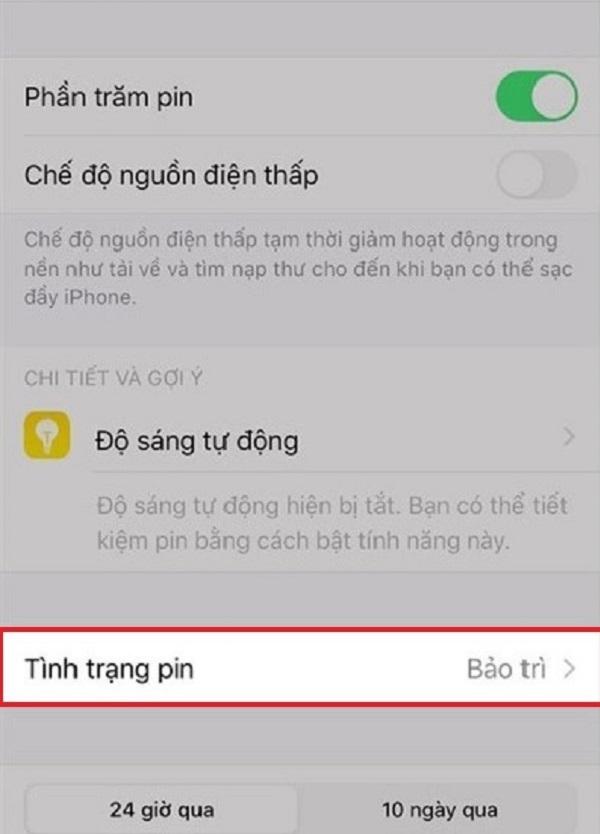 Cach Kiem Tra Pin Iphone 2