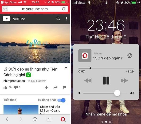 Cach Nghe Nhac Youtube Khi Tat Man Hinh Iphone 3