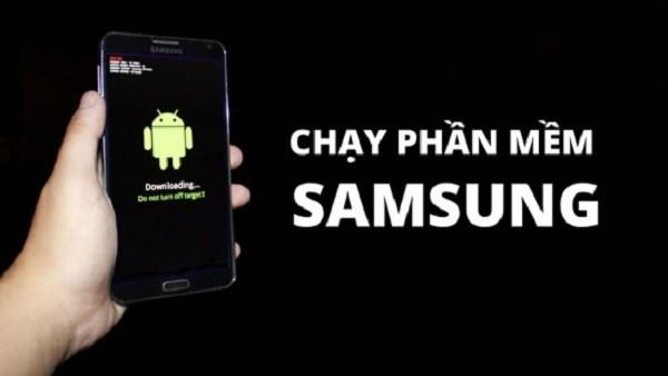 Dien Thoai Samsung Bi Den Man Hinh 3