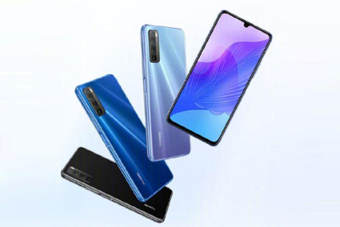 Huawei Enjoy 20 Pro Thay Rung 1