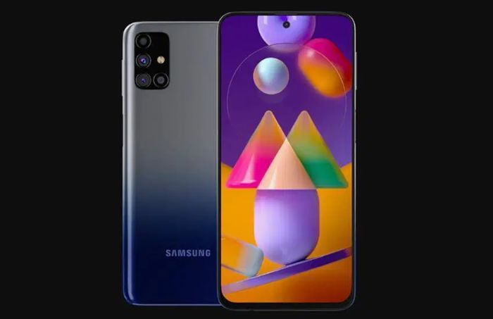 Loa Nho Loa Re O Samsung M31s 2