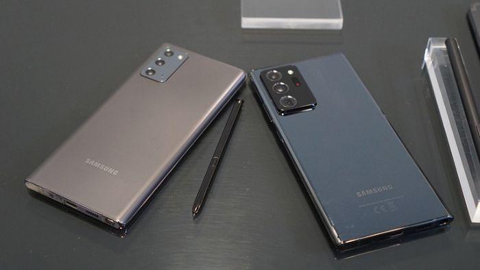 Loi Mat Nguon Samsung Note 20 1