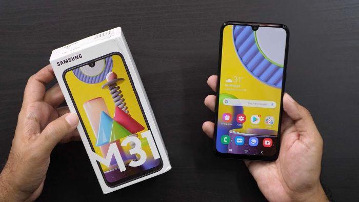 Mic Noi Khong Nghe Mic Re O Samsung M31s 1