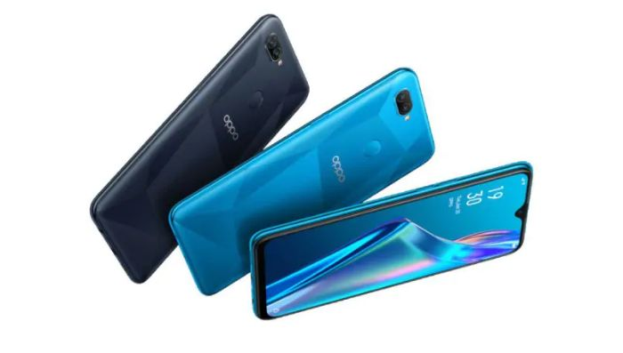 Oppo A12s Thay Rung 2