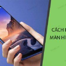 Quen Mat Khau Man Hinh Xiaomi 1