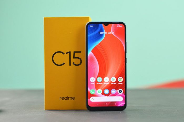 Realme C15 Thay Ic Wifi 1