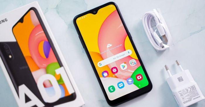 Samsung A01 Bi Loa Nho Loa Re 2