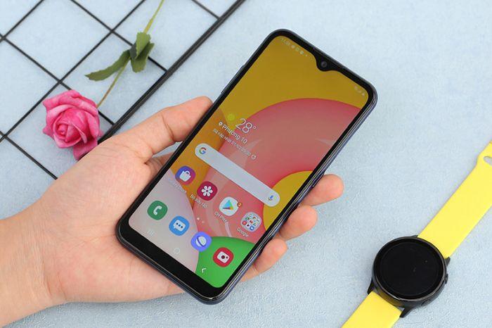 Samsung A01 Lai Bi Mat Song Song Yeu 1