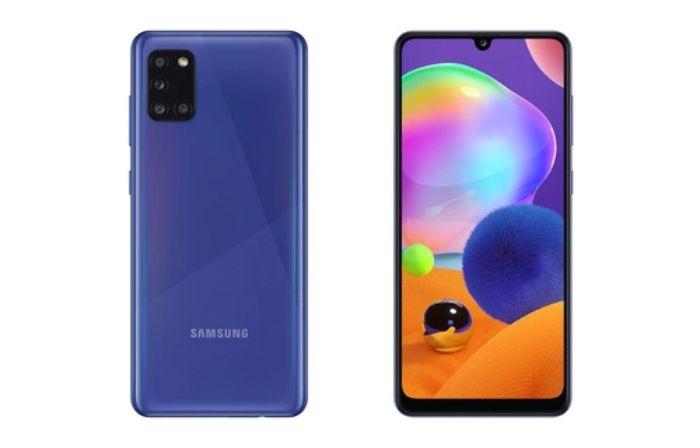 Samsung A31 Phai Thay Camera Truoc 1