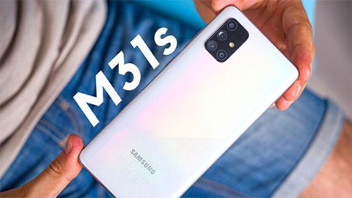 Samsung M31s Bi Loi Ve Camera 1