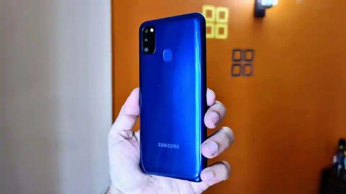 Samsung M31s Bi Loi Ve Camera 2