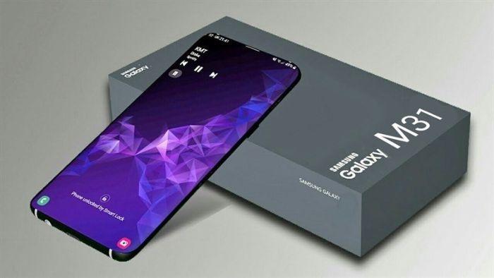 Samsung M31s Gap Loi Mat Song Song Yeu 1